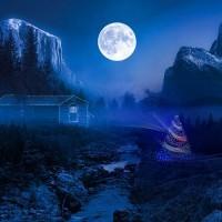 Moon of Wintertime: Solo Piano
